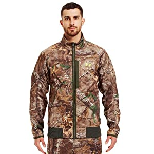 Under Armour Men's UA Deadcalm Scent Control Jacket Extra Extra Large REALTREE AP-XTRA