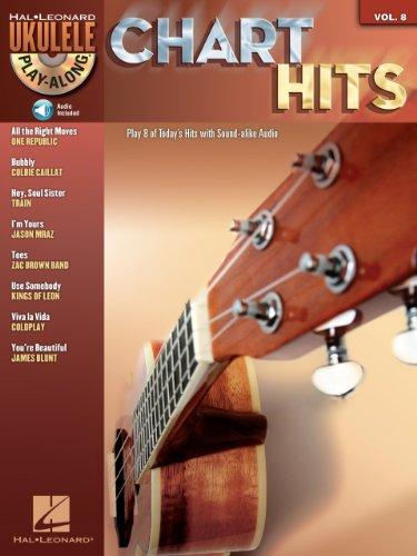 Chart Hits Songbook: Ukulele Play-Along Volume 8 (Chart Hits Ukulele compare prices)