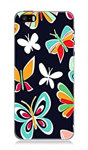 Apple iPhone 5 or 5s 3Dimensional High Quality Designer Back Cover by 7C