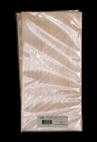 pack of 2 prototype stripboard 5 x10 5000hole epoxy fiber pitch 0 1 electronics circuit. Black Bedroom Furniture Sets. Home Design Ideas