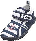 Playshoes Aquaschuhe, Badeschuhe Maritim mit höchstem UV-Schutz nach Standard 801 174781 Jungen Aqua Schuhe