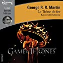 L'invincible forteresse (Le Trône de fer 5) Audiobook by George R. R. Martin Narrated by Bernard Métraux