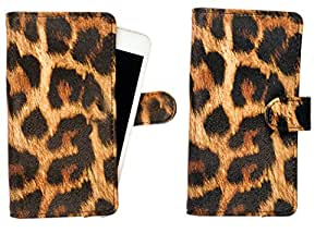 R&A Wallet Case Cover for Sony Xperia acro HD SO-03D