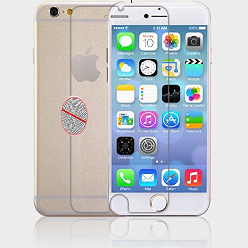 Super Space Highest Quality Premium Screen Protector Apple® 6 Plus Matte Anti Glare Anti Bacterial & Anti-Oil & Anti Scratch & Bubble Free & Reduce Fingerprint & No Rainbow & Washable Screen Protector **Pet Film Made In Japan** Easy Install & Green Health