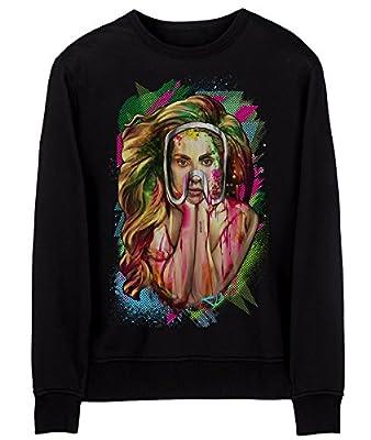 Unisex Hipster 3d Sweatshirt Lady Gaga Shirt Artpops T Shirts