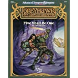 Five Shall Be One (Advanced Dungeons & Dragons/Greyhawk Module WGS1)