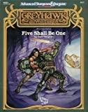 Five Shall Be One (Advanced Dungeons & Dragons/Greyhawk Module WGS1) (1560760702) by Sargent, Carl