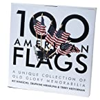 100 American Flags Book