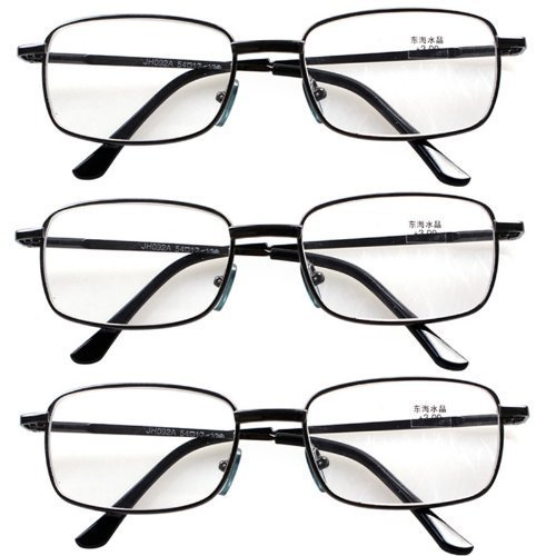 3 PRS Southern Seas Unisex Adults +1.50 Classic Everyday Reading Glasses 7 Strengths Available by Southern Seas Sea Arm Vii Set