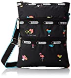 LeSportsac Kasey Cross-Body Handbag,Happy Hour,One Size