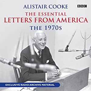 Alistair Cooke Radio/TV Program