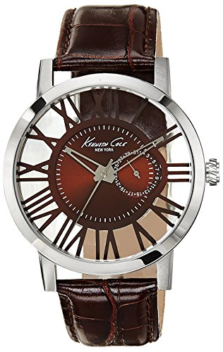 Kenneth Cole orologio uomo Transparency 10020811
