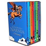 img - for C.S. Lewis [Paperback] by Chronicles of Narnia Box Set: 7 volumes by C.S. Lewis book / textbook / text book