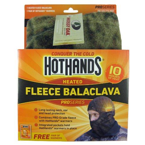 HotHands Heated Fleece Balaclava- Mossy Oak