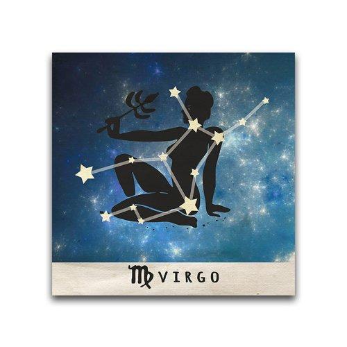 16x16-Virgo-Zodiac-Constellation-Printed-Metal