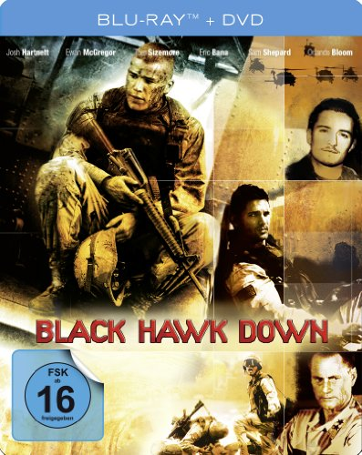 Black Hawk Down - Steelbook (+ DVD) [Blu-ray]