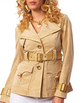 bebe.com : Suede Trench Coat :  suede suede trench coat womens apparel bebe