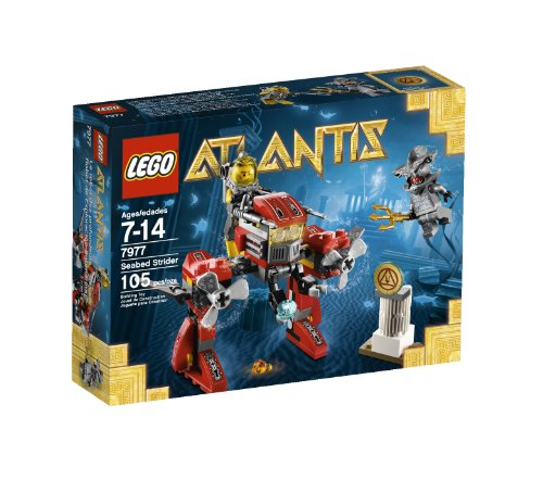 LEGO Atlantis Seabed Strider 7977 Amazon.com