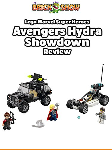 LEGO Avengers Hydra Showdown Review (76030)