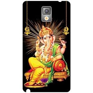 Samsung Galaxy Note 3 N9000 - Ganesh Matte Finish Phone Cover