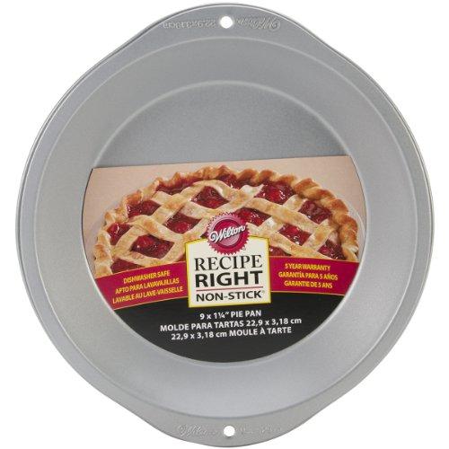 Wilton Recipe Right Moule à tarte 23 cm