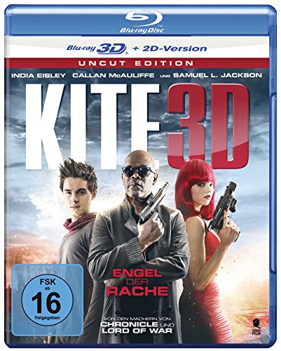 Kite - Engel der Rache (Uncut Edition) [3D Blu-ray + 2D Version]