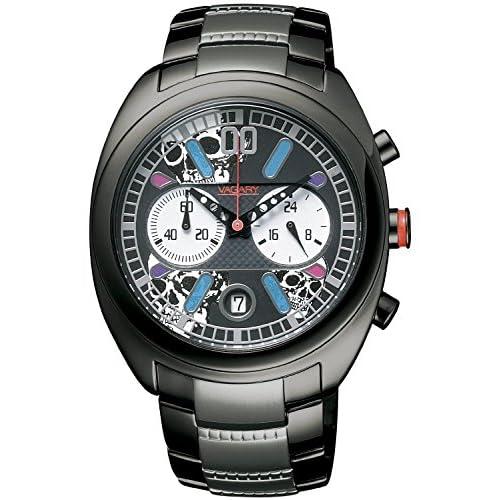 [バガリー] VAGARY 腕時計 クロノグラフ Mexican Carnival メキシカンカーニバル IV5-043-51 メンズ [並行輸入品]
