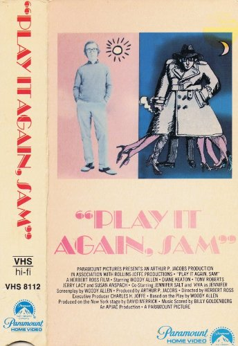 Play It Again, Sam [VHS] [Import]