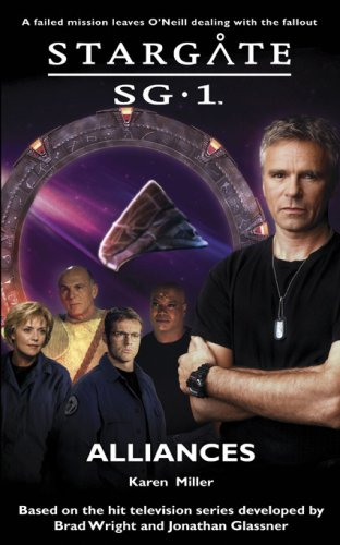 Stargate Sg-1: Alliances: Sg1-8
