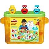 Play-Doh Sesame Street Fun Shapes Bucket