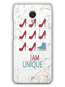 YuBingo I am Unique Mobile Case Back Cover for Meizu M3 Note