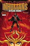 img - for Inhumans : Attilan Rising (Paperback)--by Charles Soule [2016 Edition] book / textbook / text book