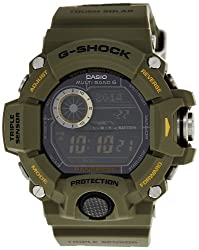 Casio G-Shock Digital Black Dial Mens Watch - GW-9400-3DR (G486)