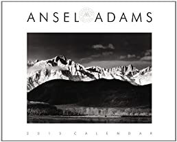 Ansel Adams 2013 Wall Calendar