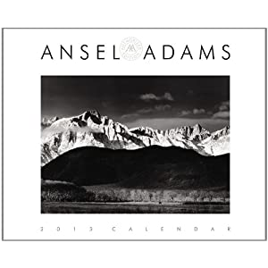Ansel Adams 2013 Wall Calendar