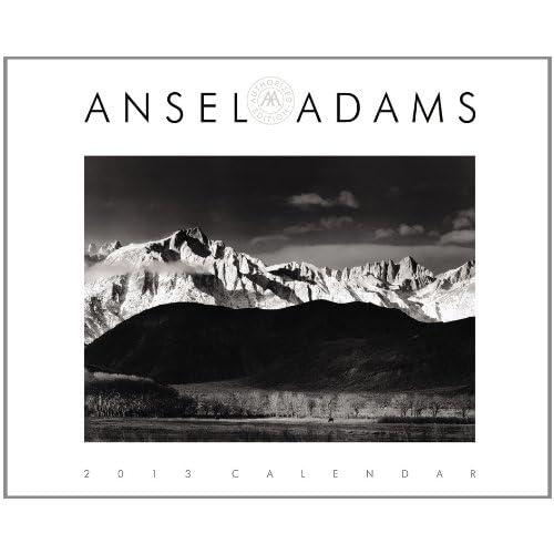 Ansel Adams Wall Calendar