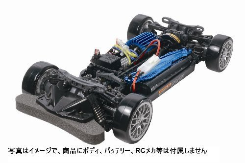 110-RC-Car-Series-No584-TT-02D-Drift-Spec-Chassis-Kit-58584-by-TAMIYA