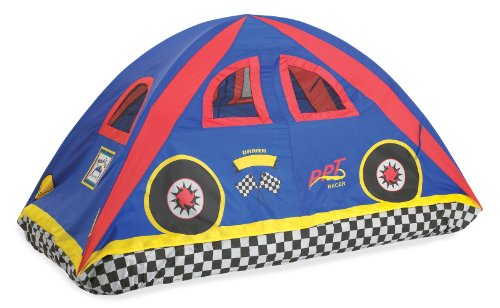 Pacific Play Tents Rad Racer Bed Tent #19710 front-956842