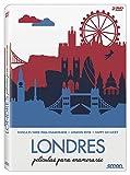 Pack Londres: Nunca Es Tarde Para Enamorarse + London River + Happy Go Lucky [DVD]