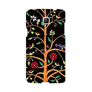 Digi Fashion Designer Back Cover with direct 3D sublimation printing for Samsung Galaxy Note 3 Neo N7505