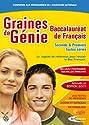 Graines de génie : Bac Français
