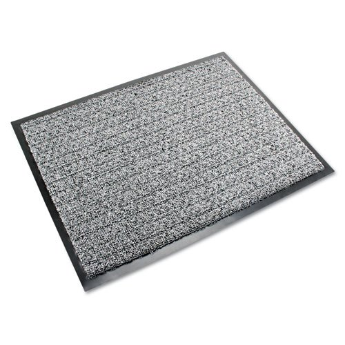 3M Products - 3M - Nomad Carpet Matting 5000, Dual Fiber/Vinyl, 48 x 72, Gray - Sold As 1 Each - High performance during snow or rain. - When it's dry out, it keeps working to stop dirt. - Ideal for light- to medium-traffic areas. - Features a unique cross-rib dual fiber that takes care of external dirt, debris, and moisture. - Slip resistant vinyl backing provides safety and won't stain your floor.