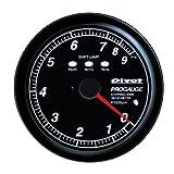 PIVOT ( ピボット ) タコメーター【PROGAUGE】80Φ (白照明) PTX-W