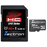 Zectron-32GB-Micro-SDHC-UHS-1-Memory-Card-for-Spice-Stellar-361-Mi-361