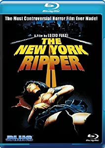 The New York Ripper [Blu-ray]