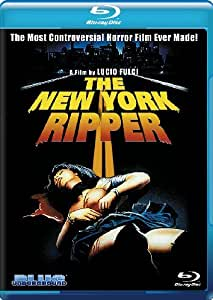 New York Ripper [Blu-ray]