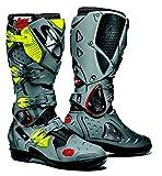 SIDI(シディー) ブーツ  X-FIRE SRS2 BK/F.YL 9.5/44 (27.0~27.5)
