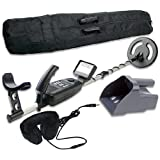 Treasure Cove Professional Metal Detector (Model: TC-9700)