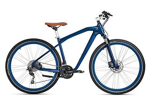 Originale BMW Cruise Bike/bicicletta in Aqua Pearl Blue/Silver-, taglia S