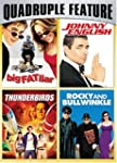 Family Fun Pack Quadruple Feature (Bi...
